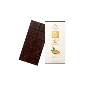 PURE 85% Dark Chocolate Tablet