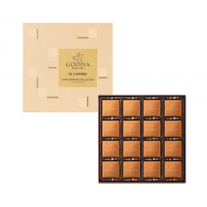 Milk Chocolate Carré Collection 16pcs