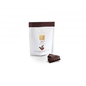 PURE 85% Dark Chocolate Bark & Coffee