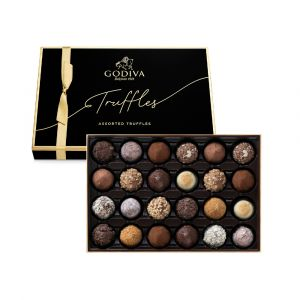 Signature Chocolate Truffles Collection 24pcs